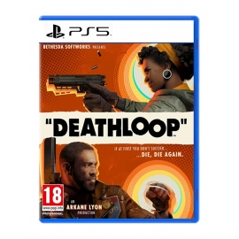 Deathloop - Standard Edition PS5 - Oferta DLC