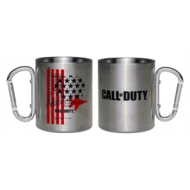 Caneca em Metal Call of Duty: Black Ops Cold War - Fly Over