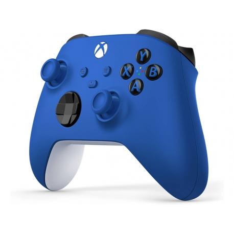 Comando Sem Fios Xbox – Shock Blue