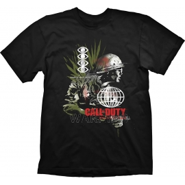T-shirt Call of Duty: Black Ops Cold War - Army Black