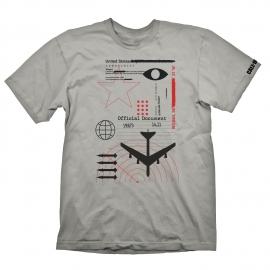 T-shirt Call of Duty: Black Ops Cold War - Radar