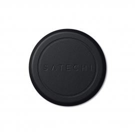 Satechi - Magnetic Sticker para iPhone 12 (black)