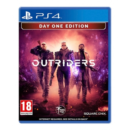 Outriders - Day One Edition PS4