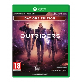 Outriders - Day One Edition Xbox One / Series X