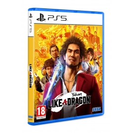 Yakuza: Like a Dragon (Em Português) PS5