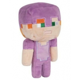 Peluche Minecraft: Happy Explorer Enchanted Alex