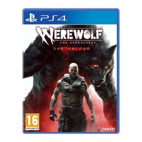 Werewolf: The Apocalypse - Earthblood PS4
