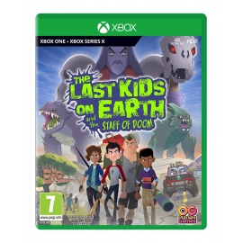 The Last Kids on Earth and the Staff of Doom Xbox One / Series X