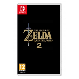 The Legend of Zelda: Breath of the Wild 2 Switch