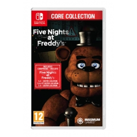 Five Nights at Freddy's: The Core Collection Switch