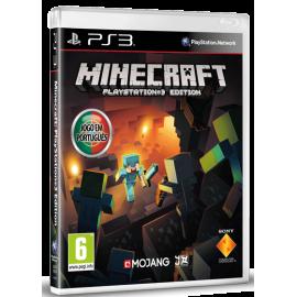 Minecraft Playstation 3 Edition (Em Português) PS3