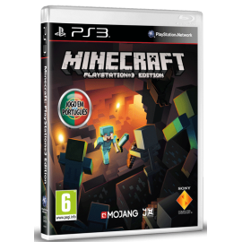 Minecraft Playstation 3 Edition (Em Português) PS3