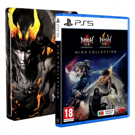 The Nioh Collection PS5 - Oferta Steelbook