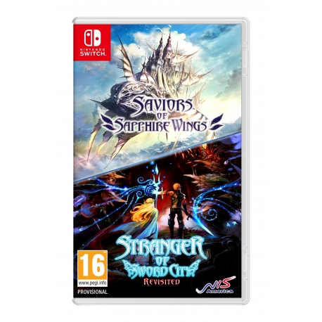 Saviors of Sapphire Wings / Stranger of Sword City Revisited Switch