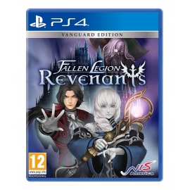 Fallen Legion Revenants – Vanguard Edition PS4