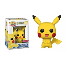 POP! Games Bobble-Head: Pokémon - Pikachu 353