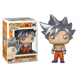 POP! Vinyl Animation: Dragon Ball Super - Goku (Ultra Instinct) 386