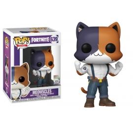 POP! Games: Fortnite - Meowscles 639