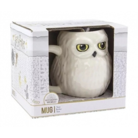 Caneca Harry Potter: Wizarding World - 3D Hedwig