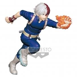 Figura Banpresto My Hero Academia: Enter the Hero - Shoto Todoroki