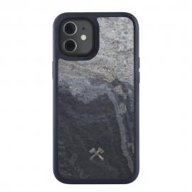 Woodcessories - Bumper Stone iPhone 12 mini (camo grey)