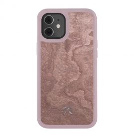 Woodcessories - Bumper Stone iPhone 12 mini (canyon red)