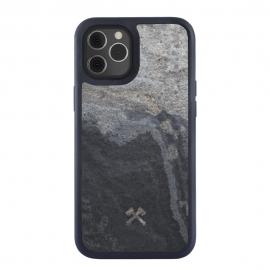 Woodcessories - Bumper Stone iPhone 12 Pro Max (camo grey)