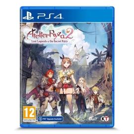 Atelier Ryza 2: Lost Legends & The Secret Fairy PS4