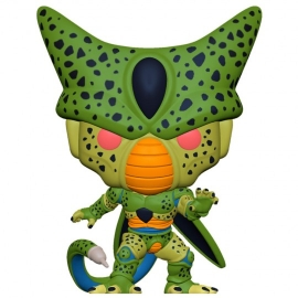 POP! Vinyl Animation: Dragon Ball Z - Cell (First Form)