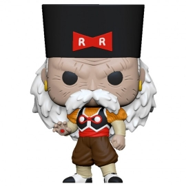 POP! Vinyl Animation: Dragon Ball Z - Dr. Gero