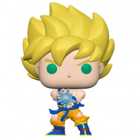 POP! Vinyl Animation: Dragon Ball Z - SS Goku (Kamehameha)
