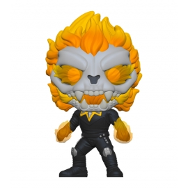 POP! Marvel: Infinity Warps - Ghost Panther