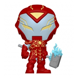 POP! Marvel: Infinity Warps - Iron Hammer