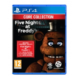 Five Nights at Freddy's: The Core Collection (Seminovo) PS4