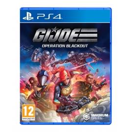 G.I. Joe: Operation Blackout (Seminovo) PS4