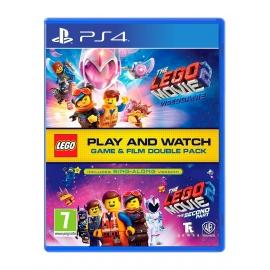 LEGO Movie 2: Videogame & Film - Double Pack (Seminovo) PS4