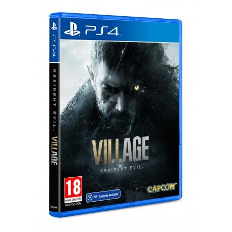 Resident Evil 8 Village PS4 / PS5