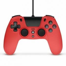 Comando Gioteck VX-4 Wired PS4 - Vermelho