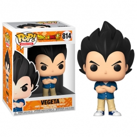 POP! Vinyl Animation: Dragon Ball Super - Vegeta 814