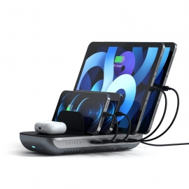 Satechi - Dock5 charging Station w/ wireless charger