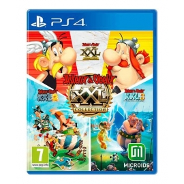 Asterix & Obelix XXL Collection (1, 2 & 3) PS4