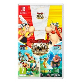 Asterix & Obelix XXL Collection (1, 2 & 3) Switch