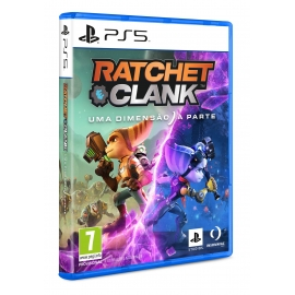 Ratchet & Clank - Uma Dimensão à Parte (Em Português) PS5 - Oferta DLC
