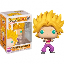 POP! Vinyl Animation: Dragon Ball Super - Super Super Saiyan Caulifla 816