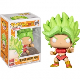 POP! Vinyl Animation: Dragon Ball Super - Super Super Saiyan Kale 815