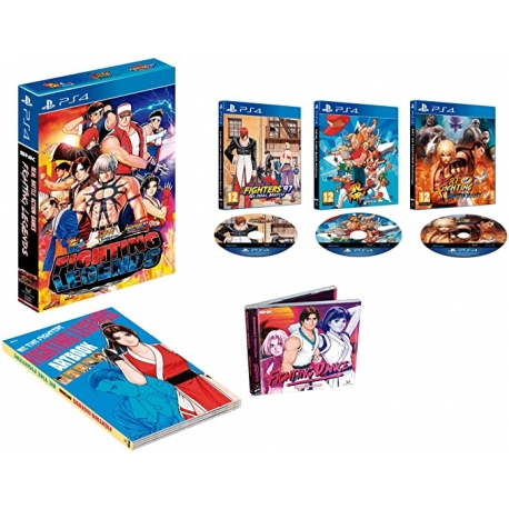 SNK Fighting Legends - Collector's Edition PS4