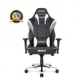Cadeira Akracing Master Max - Preta/branca