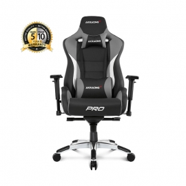 Cadeira Akracing Master Pro - Cinzenta