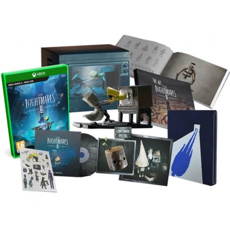 Little Nightmares II - TV Edition Xbox One / Series X
