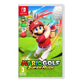 Mario Golf: Super Rush Switch